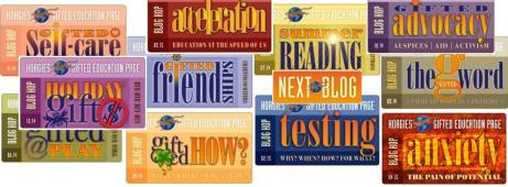Hoagies GIfted Education Page Blog Hops