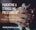 PreschoolHelpMyChildThrive